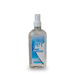 SHS-SPRAY - Jet Hand Sanitizer 8oz Spray